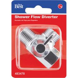 Do it Chrome Shower Diverter Valve 483478