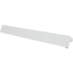 Amerimax 3/8 In. x 12 In. White Aluminum Smooth Siding Corner 61026