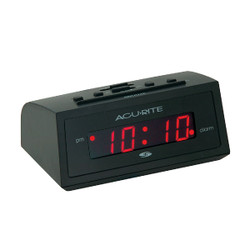 AcuRite Challenger Electric Alarm Clock 13002A3