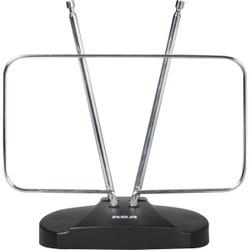 RCA Adjustable Black 5.1 In. Indoor Antenna ANT111E