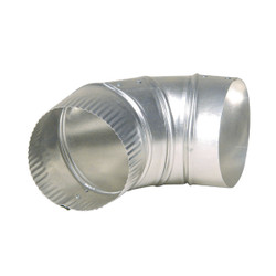 Dundas Jafine 3 In. Aluminum Adjustable Dryer Elbow E3E