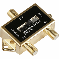 RCA A/B Coax Switch VH71R