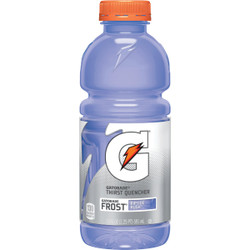 Gatorade 20 Oz. Frost Riptide Rush Wide Mouth Thirst Quencher Drink (24-Pack)