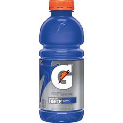 Gatorade 20 Oz. Fierce Grape Wide Mouth Thirst Quencher Drink (24-Pack) 32482
