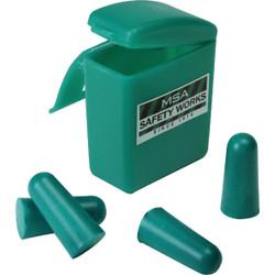 Safety Works Foam NRR 31dB Ear Plugs (2-Pair) 818074