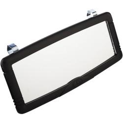 Custom Accessories 3-3/4 In. x 9-1/2 In. Deluxe Visor Mirror 70003