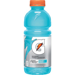 Gatorade 20 Oz. Glacier Freeze Wide Mouth Thirst Quencher Drink (24-Pack) 32486