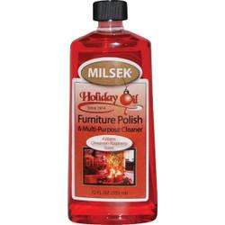Milsek 12 Oz. Cinnamon Raspberry Furniture Polish & Cleaner 13590