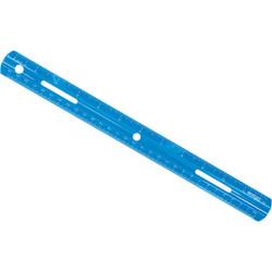 Westcott 12 In. Plastic Ruler 10526