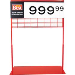 Sunbelt Plastic 48 In. x 15 In. Stackout Sign Board PG-1.5L