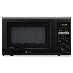 0.7 Cubic Foot Capacity Microwave Oven, 700 Watts, Black MO7192TB