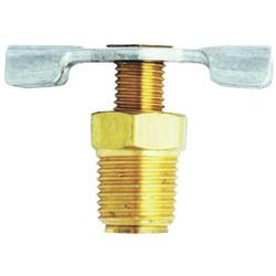 Milton 1/8 In. NPT Brass Drain Cock S-614-2
