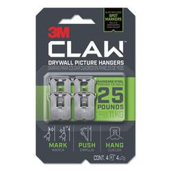 3M™ Hanger,Pic Hangr,Claws,Ss 3PH25M4ES