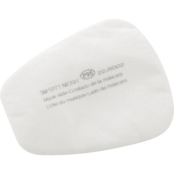3M P95 Replacement Particulate Pre-Filter (10-Pack) 5P71P10-C