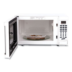 0.7 Cubic Foot Capacity Microwave Oven, 700 Watts, White MO7191TW