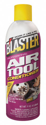 Blaster Air Tool Cleaner/Conditioner,  11 oz. 11 oz. Red   16-ATC