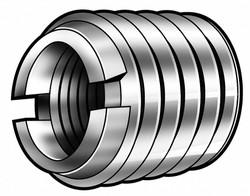 E-z Lok Self Locking Thread Insert  Carbon Steel  For Use on Metal 450-8