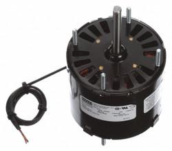 1/30 HP, HVAC Motor, Shaded Pole, 1550 Nameplate RPM, 115 Voltage, Frame 3.3