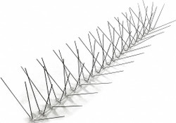 Bird-x Bird Repellent Spikes, Weight: 5 lb., Used For Bird Control STS-24