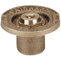 Champion Half Circle 1/2 In. FPT Brass Flush Head Sprinkler 17SH