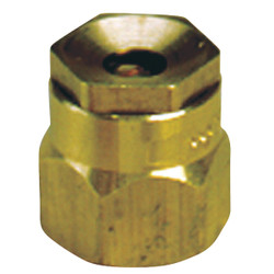 Champion Half Circle Brass Shrub Head S9H