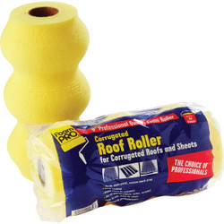 FoamPro 9 In. Professional Corrugated Roof Roller 34