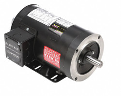 1 HP Vector Motor, 3-Phase, 1750 Nameplate RPM, 230/460 Voltage, Frame 143TC