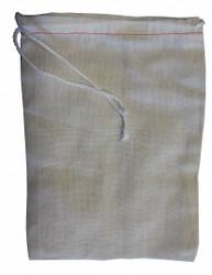 "8""L x 5""W Drawstring Parts Bag; No. of Drawstrings: 1, Write on Surface: No"