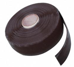 "Super Glue 1""W Silicone Repair Tape, Black, 120"" Length Black  Silicone 15408-12"