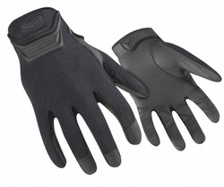 Ringers Gloves Law Enforcement Glove,Stealth,M,PR HAWA 507-09