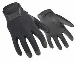 Ringers Gloves Law Enforcement Glove,Stealth,L,PR HAWA 507-10