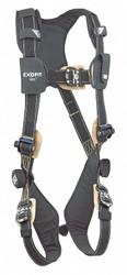 3m Dbi-sala Arc-Flash Rated Full Body Harness Black  1103087