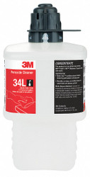 3m All Purpose Cleaner For Use With No Series Chemical Dispenser, 1 EA 2L 34L
