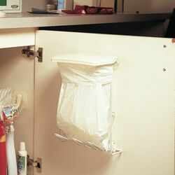 Sim Supply Biohazard Waste Bag Dispenser,1 gal.  BGRS004001
