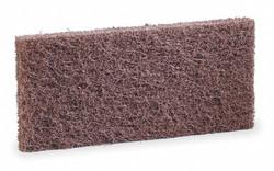 "3m Brown Pad, Length 10"", Width 4-5/8"", 5 PK Brown   8541"