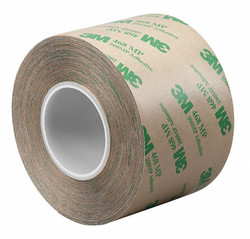 "3m 6"" X 20 yd. Adhesive Transfer Tape,  Kraft Paper Liner, 5.20 mil Thick, 1 EA"