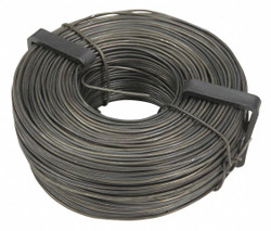 American Wire 16 ga Gauge Black Annealed Wire Rebar Tie Wire, EA 1 16BARTW1