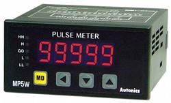 Autonics Tach / Speed / Pulse Meters 1/8 Din  MP5W-4N