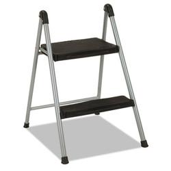 Cosco Stepstool,Fldg,2step,Pm 11024PBL1E