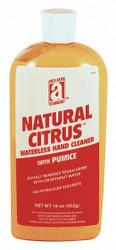 Citrus,  Paste,  Hand Soap,  16 oz.,  Squeeze Bottle,  None