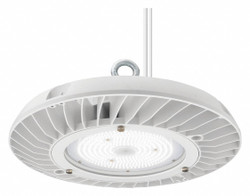 """13"""" x 13"""" x 5"""" Round Reflector with 19, 680 Lumens and Wide Light Distribution"""