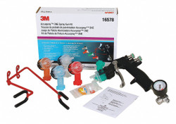 3m 13 cfm @ 20 psi HVLP Spray Gun; For Use With 3M PPS System  16578