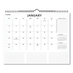 Elevation Wall Calendar, 15 x 12, 2021 PM75828