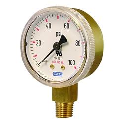Brass Gauge, 2 X 200