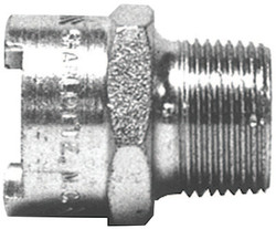 Dix-Lock Quick Acting Couplings, 1/2 in (NPT), Male/Female