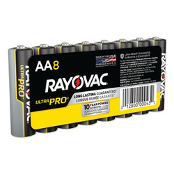 Maximum Alkaline Shrink Pack Batteries, 1.5 V, AA