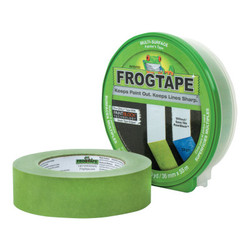 FrogTape Multi-Surface Painter's Tapes, 24mm x 55m, 5.7 mil, Green