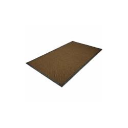 WaterGuard Indoor/Outdoor Scraper Mat, 36 x 60, Brown WG030514
