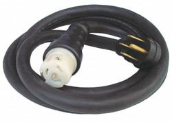 Generac Generator Power Cord,50 Ft. HAWA 6390