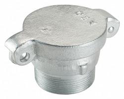 Generac Lockable Fuel Cap Silver   6512